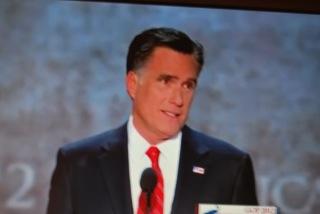 """Romney:""""Mon travail n'est pas de me soucier de ces gens""""  (photo Dahmane Soudani)"""