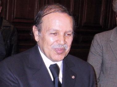 Abdelaziz Bouteflika devra observer un repos (photo Dahmane Soudani)