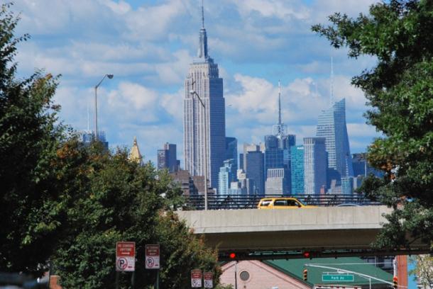 Manhattan depuis Brooklyn (photo Dahmane Soudani)