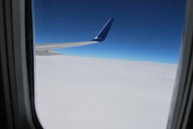 les recherches du vol MH370 se poursuivent avec la même intensité (photo Dahmane Soudani)