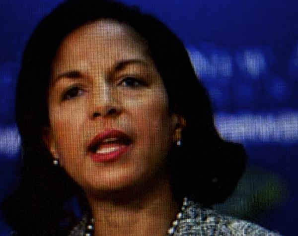 Suzan Rice exprime la colère de la Maison-Blanche (photo écran-DR)