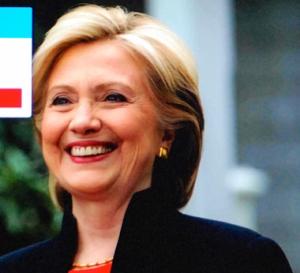 Hillary Clinton partante pour 2016 (photo écran-DR)
