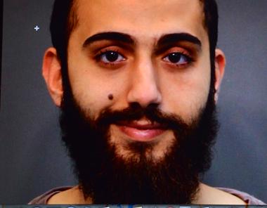 Muhammed Youssef Abdelaziz a été identifié par le FBI (photo écran-DR)