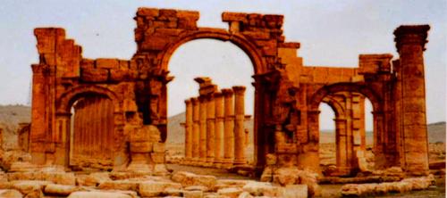 Arc-de-Triomphe-Palmyre